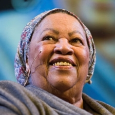 Toni Morrison talks to Razia Iqbal