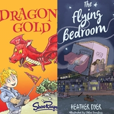 Dragon Gold and Flying Bedrooms