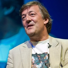 Stephen Fry, Sandi Toksvig and guests