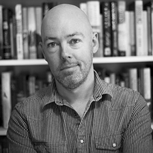 John Boyne talks to Peter Florence