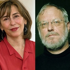 Robert Irwin and Azar Nafisi