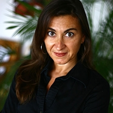 Lynsey Addario talks to Rosie Boycott