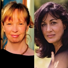 Polly Samson and Kate Hamer