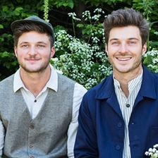 David and harry rich hay festival hay player audio video The rich brothers gardeners