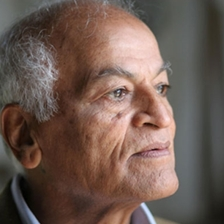 Satish Kumar talks to Andy Fryers