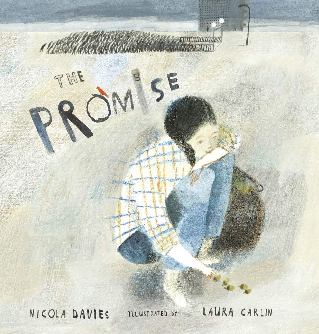 The Promise written by Nicola Davies illustrated by Laura Carlin