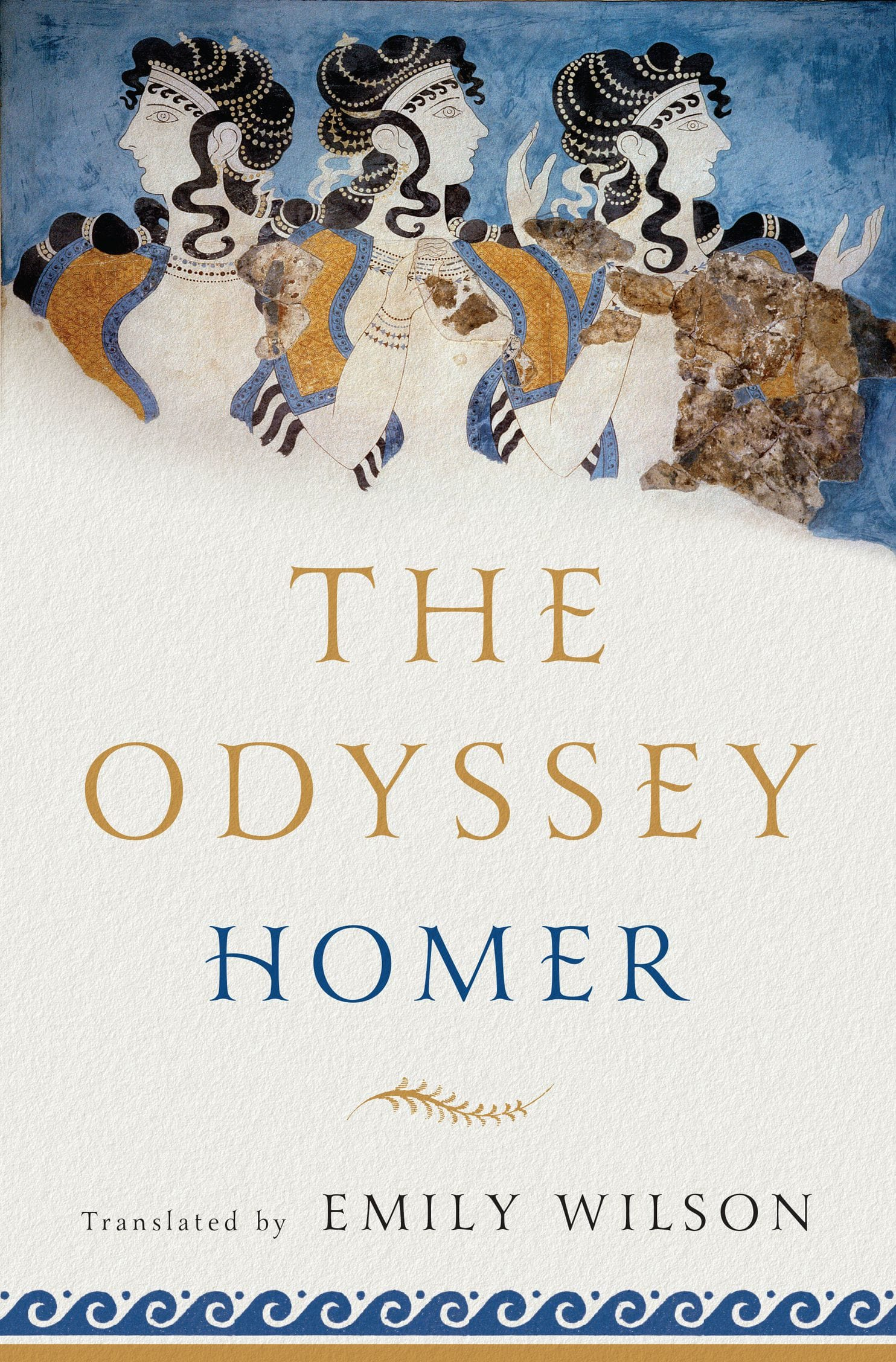 Odyssey translated by Emily Wilson by Homer