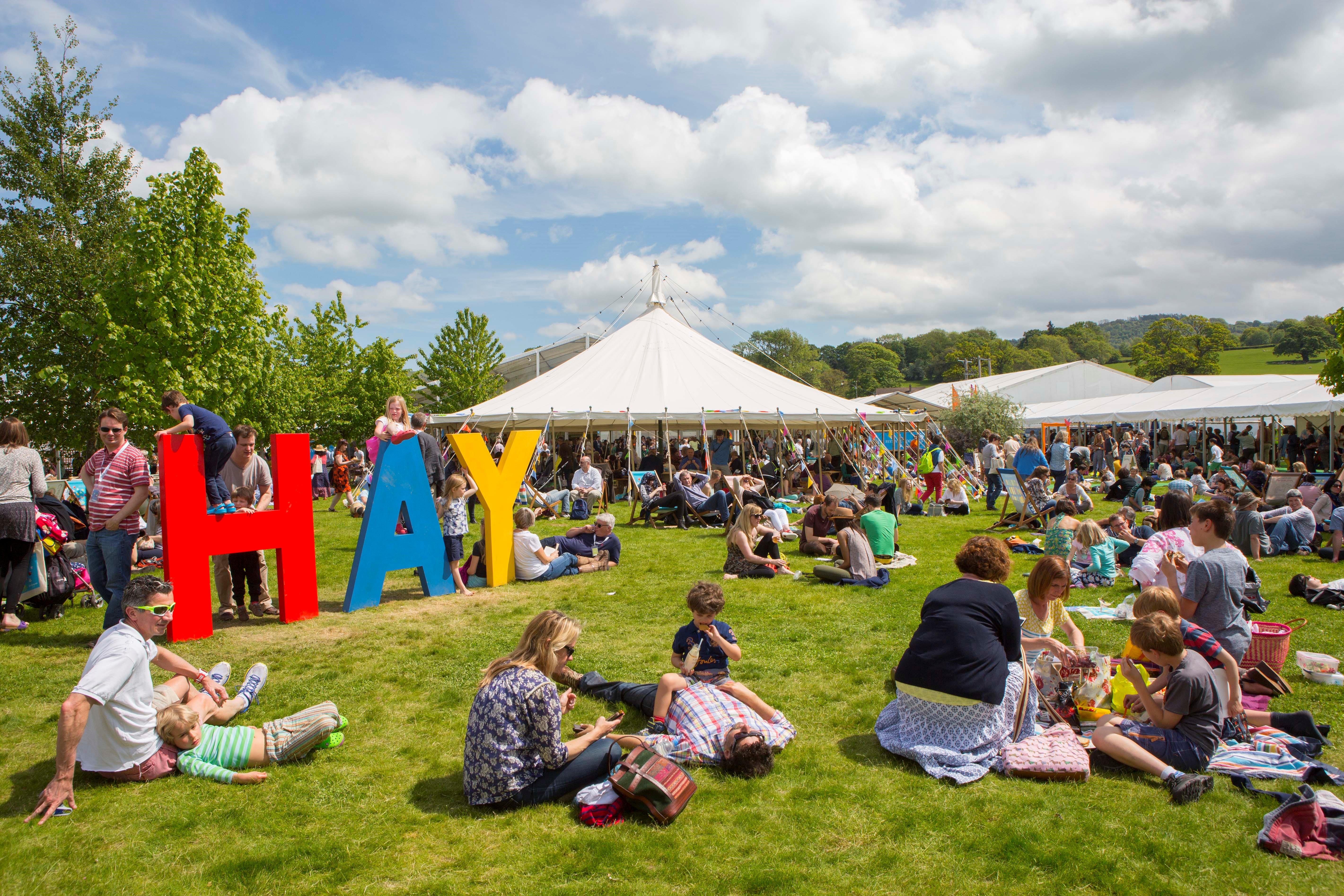 Hay Festival Press